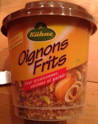 Oignons frits - Produit - fr