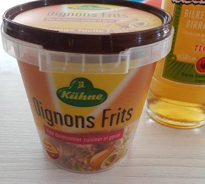 Oignons frits - Produkt