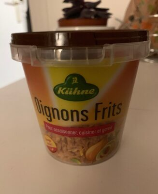 Oignons frits - Product - fr