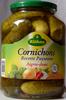 Cornichons Recette Paysanne Aigres-doux - Product