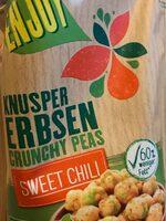 Crunchy Peas - Product