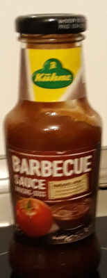Sauce Barbecue Smoky-spicy - Produit - de
