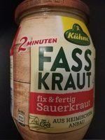 Original Fasskraut - Produit