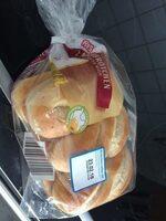 Ibis 12 Milchbrötchen Aus Entrahmter Milch - Produit - de