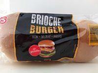 Brioche Burger - Produkt