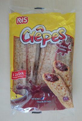Crêpes Schokocrème - Produkt