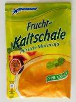 Frucht-Kaltschale Pfirsich-Mango - Produit