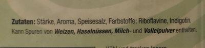 Komet Pudding Pistazien-Geschmack - Zutaten - de
