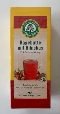 Hagebutte mit Hibiskus - Produit
