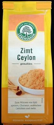 Zimt Ceylon gemahlen - Product