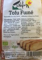 Tofu fumé - Produkt