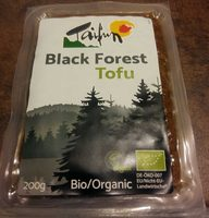 Black forest tofu - Product