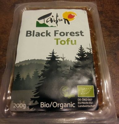 Black forest tofu - Product - fr