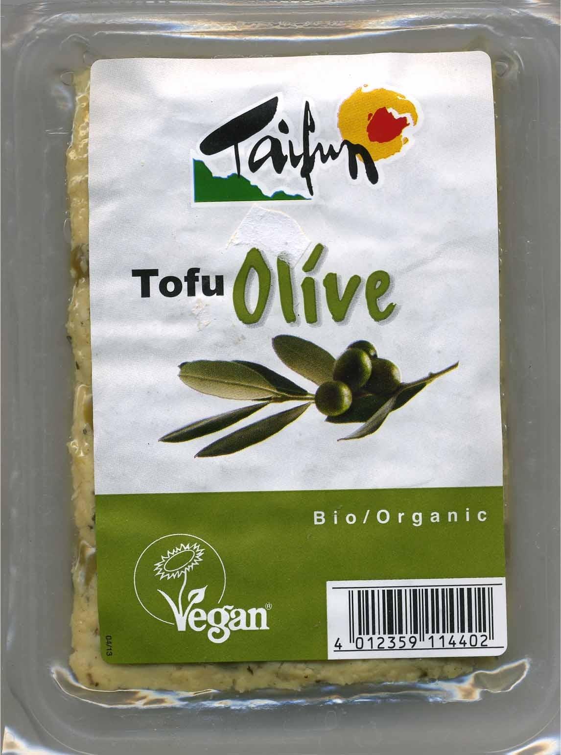"Tofu ecológico ""Taifun"" Olive - Produit - es"