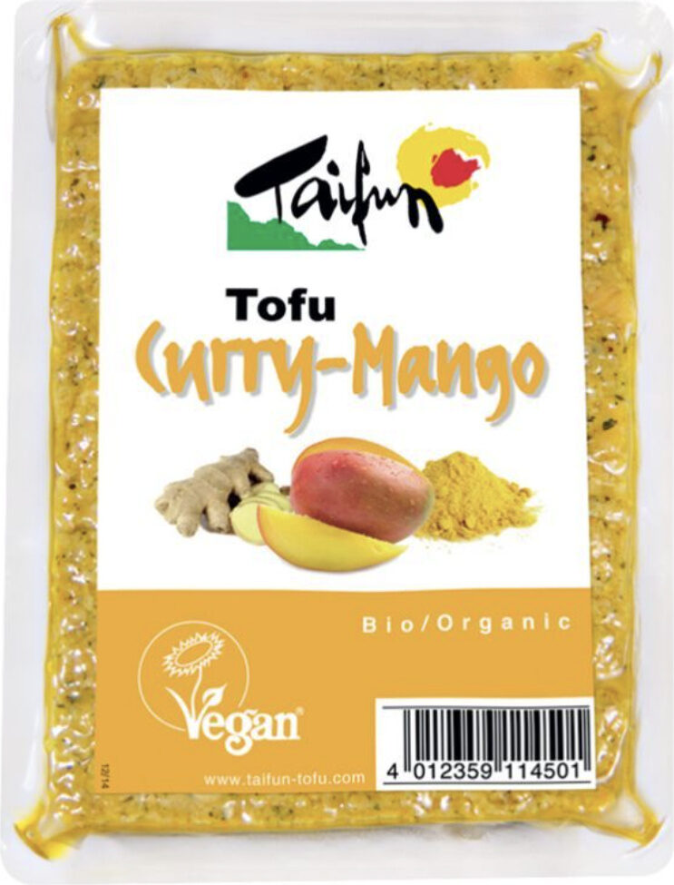 Tofu Curry-Mango - Produit - de