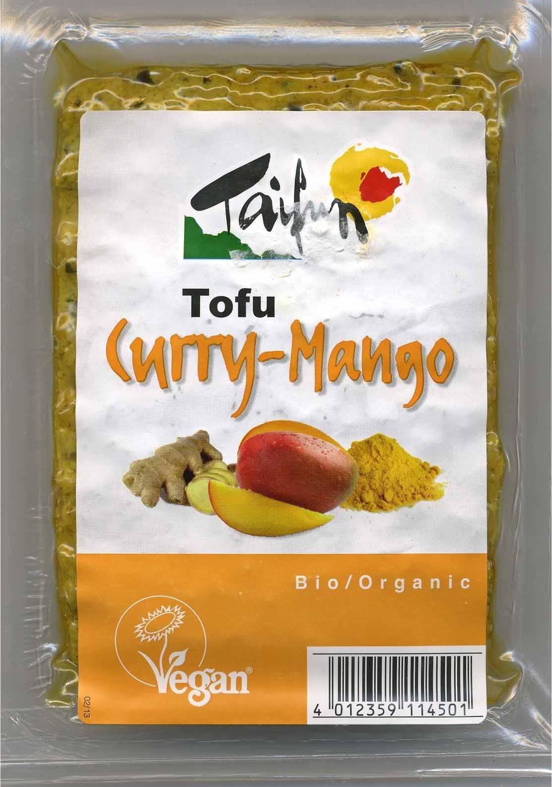 Tofu Curry-Mango - Producto - es