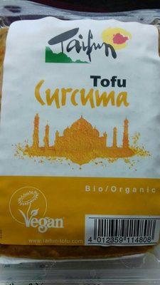 Tofu, Curcuma - Produkt - fr