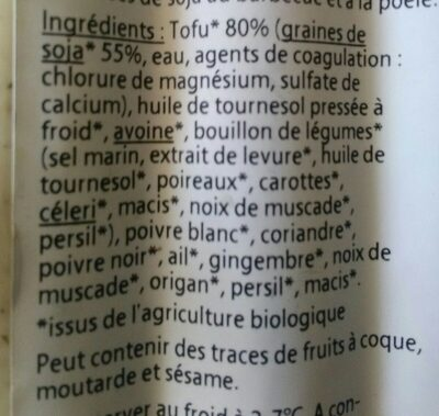 Grill Sausages - Ingrédients