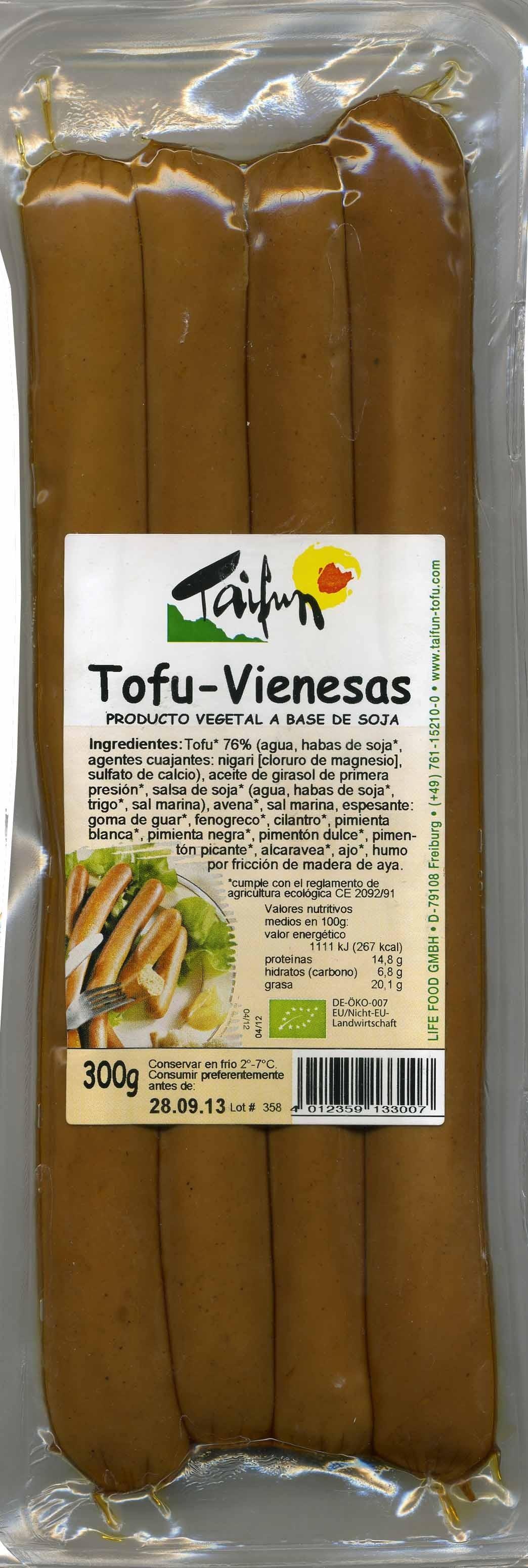 Tofu Wiener - Produkt