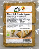 Filets de tofu à la japonaise - Producto