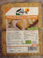 Filets de tofu à la japonaise - Product - fr