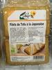 Filets de tofu à la japonaise - Product