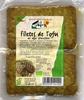 Filetes de tofu al ajo silvestre - Product