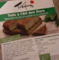 Tofu ail des ours - Produkt - es