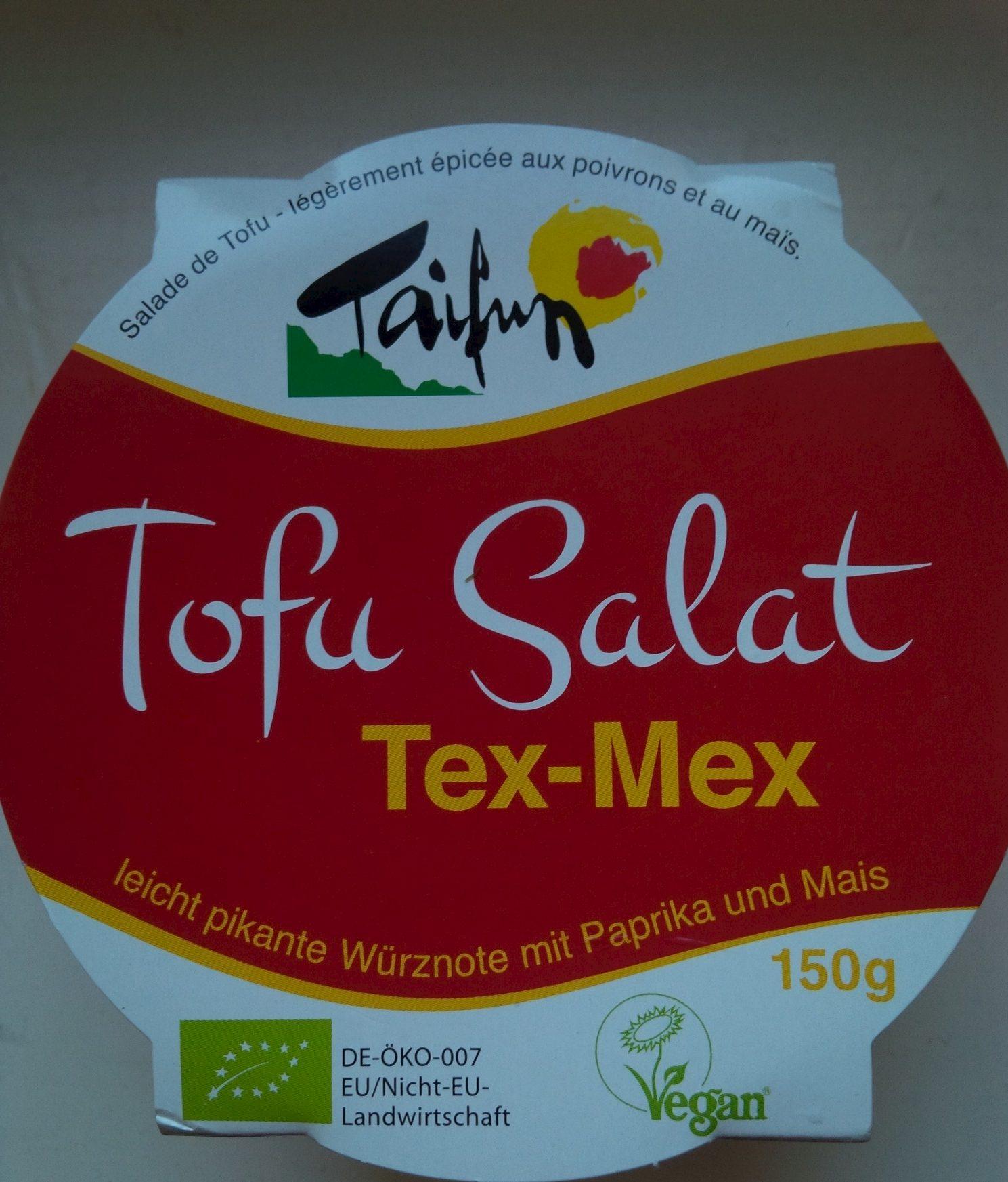 Tofu Salat Tex-Mex - Product