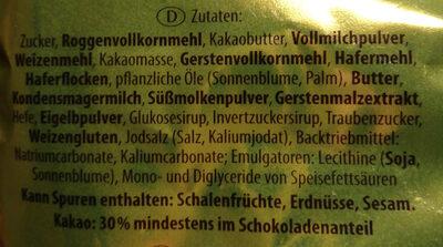 Krusper Flocken - Ingredients - de