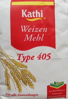 Weizenmehl Type 405 - Produit - en