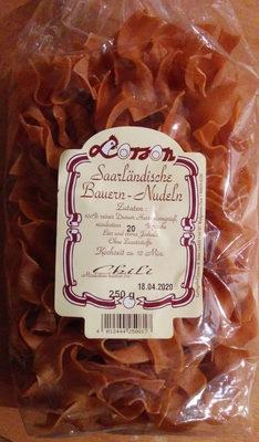 Saarländische Bauern-Nudeln - Produkt