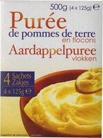 Purée de Pomme de Terre - Produit - fr
