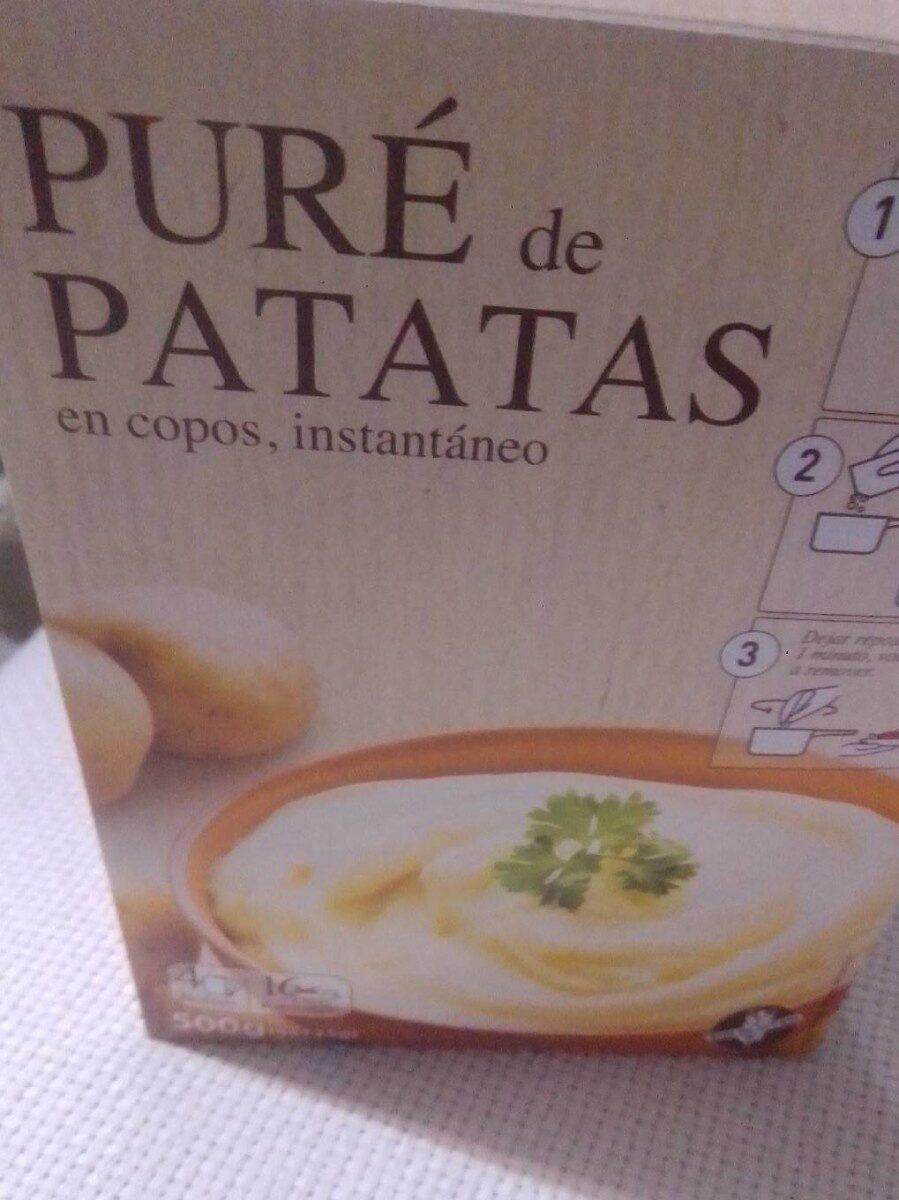 Purè de patatas en copos - Produit - es