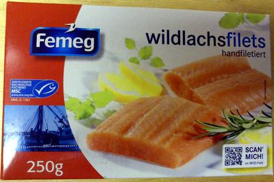 wildlachsfilets - Produkt