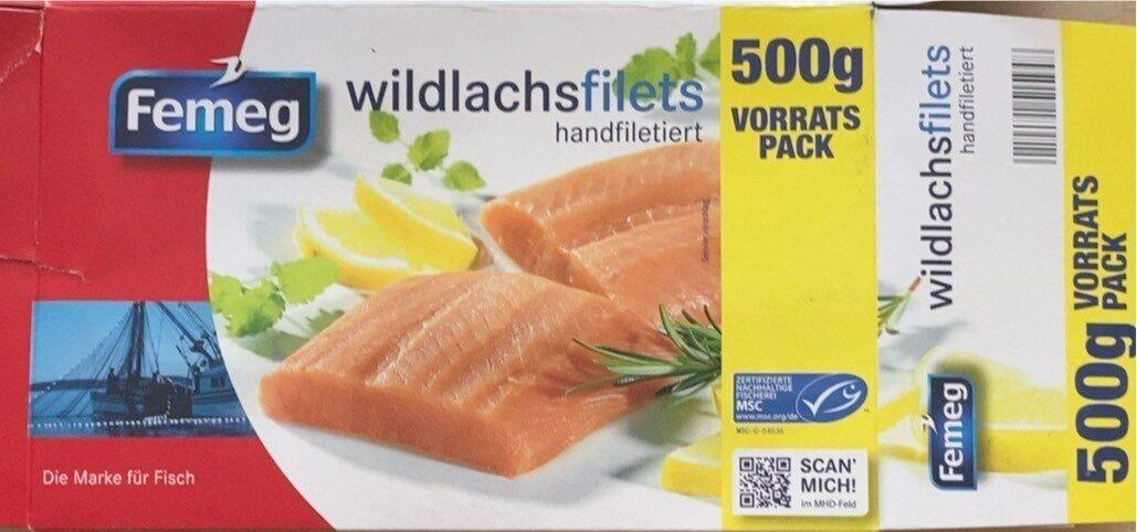 Wildlachsfilet - Produit - de
