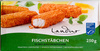 Fischstäbchen in Bio-Knusperpanade - Product