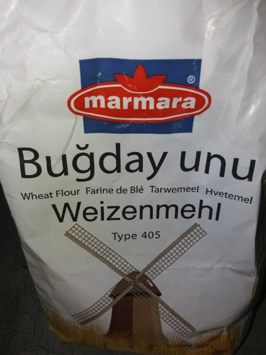 Buğday unu - Ingredients