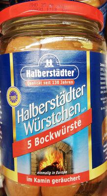 5 Bockwürste - Produkt