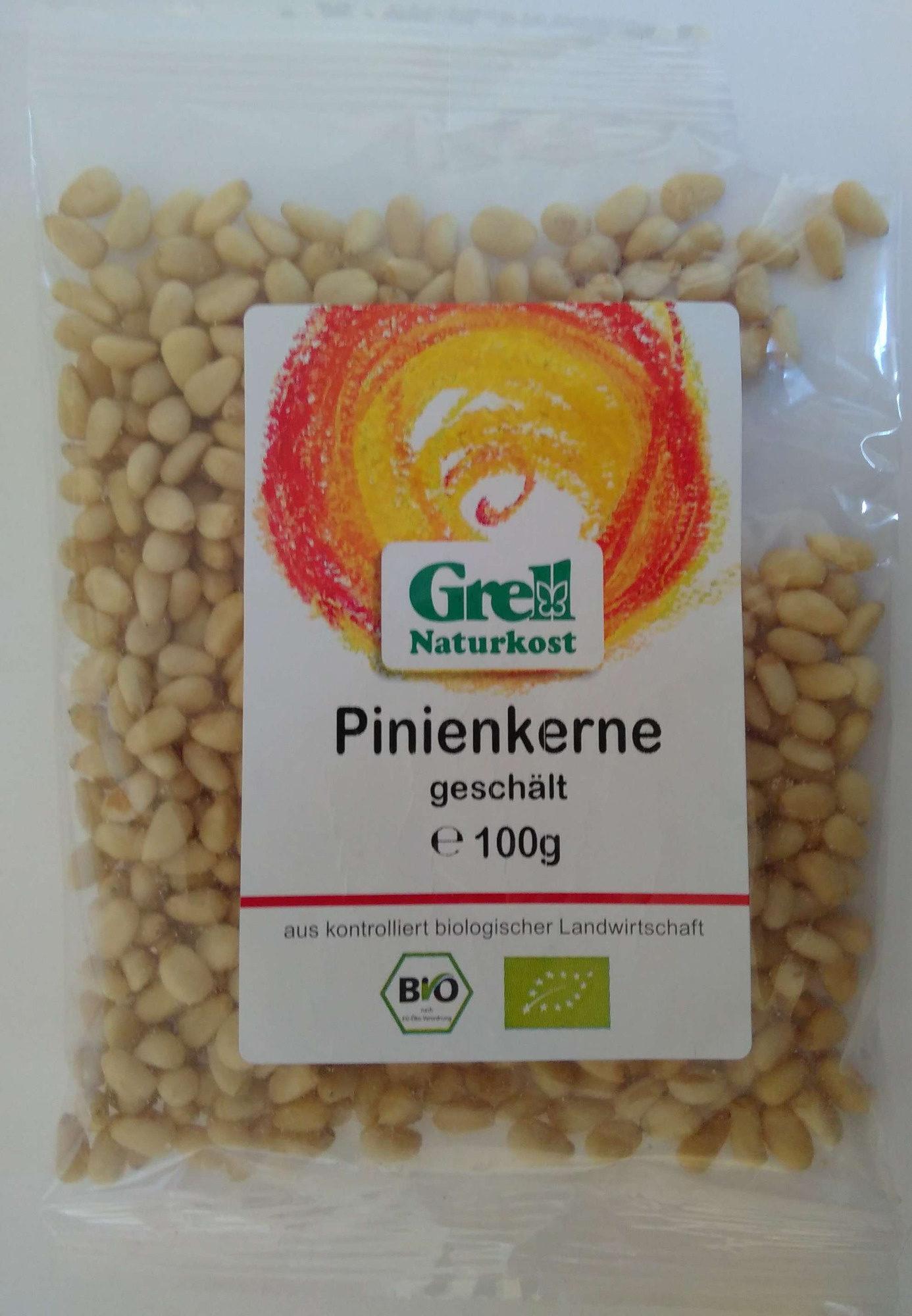Pinienkerne - Product - de