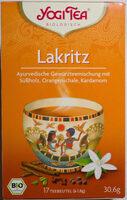 Lakritz - Produit - de