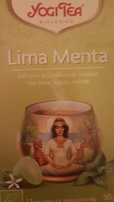 Infusión Lima Menta - Produit