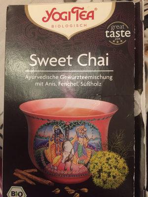Sweet Chai - Produit - de
