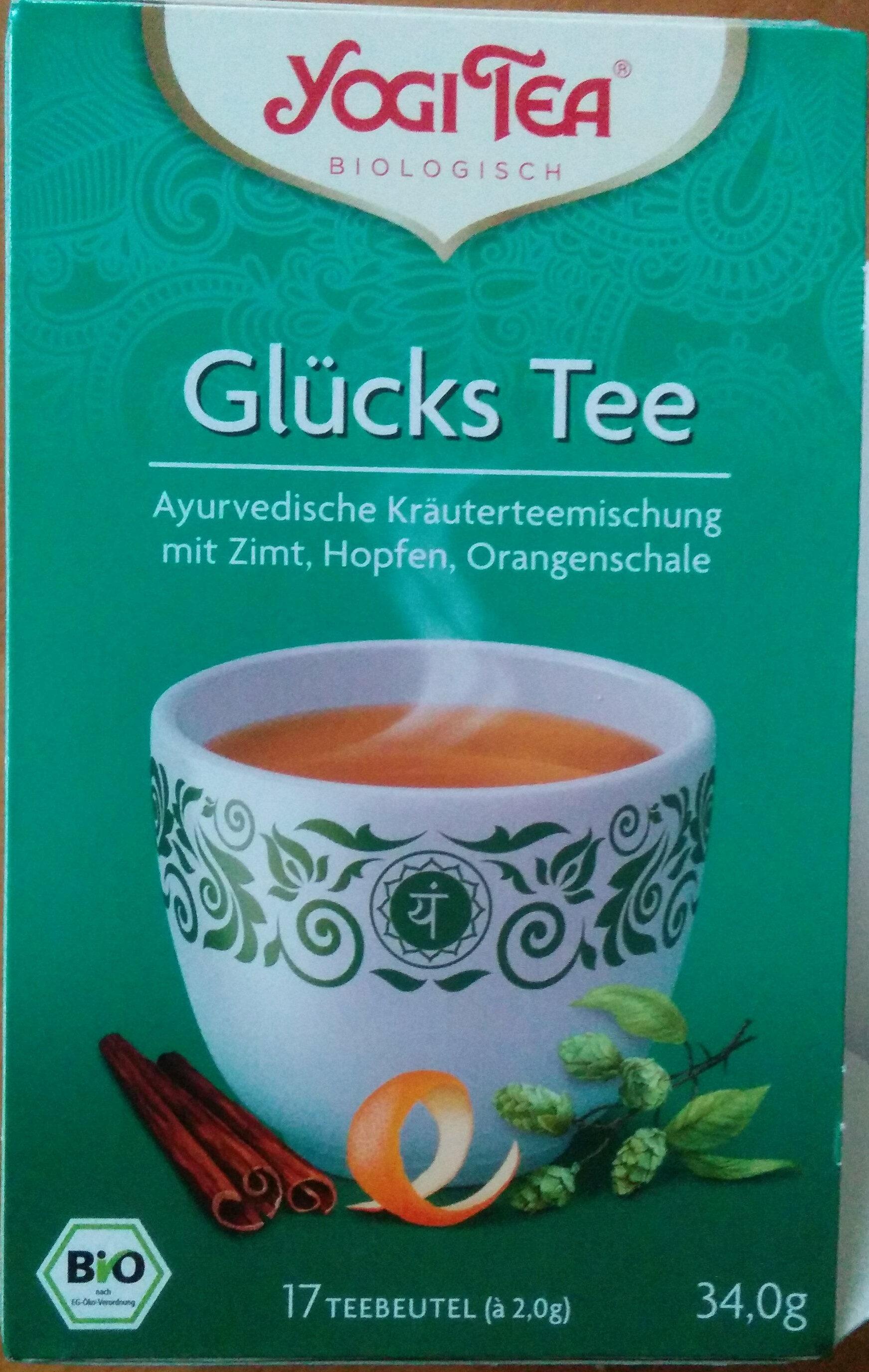 Glücks Tee - Produkt - de