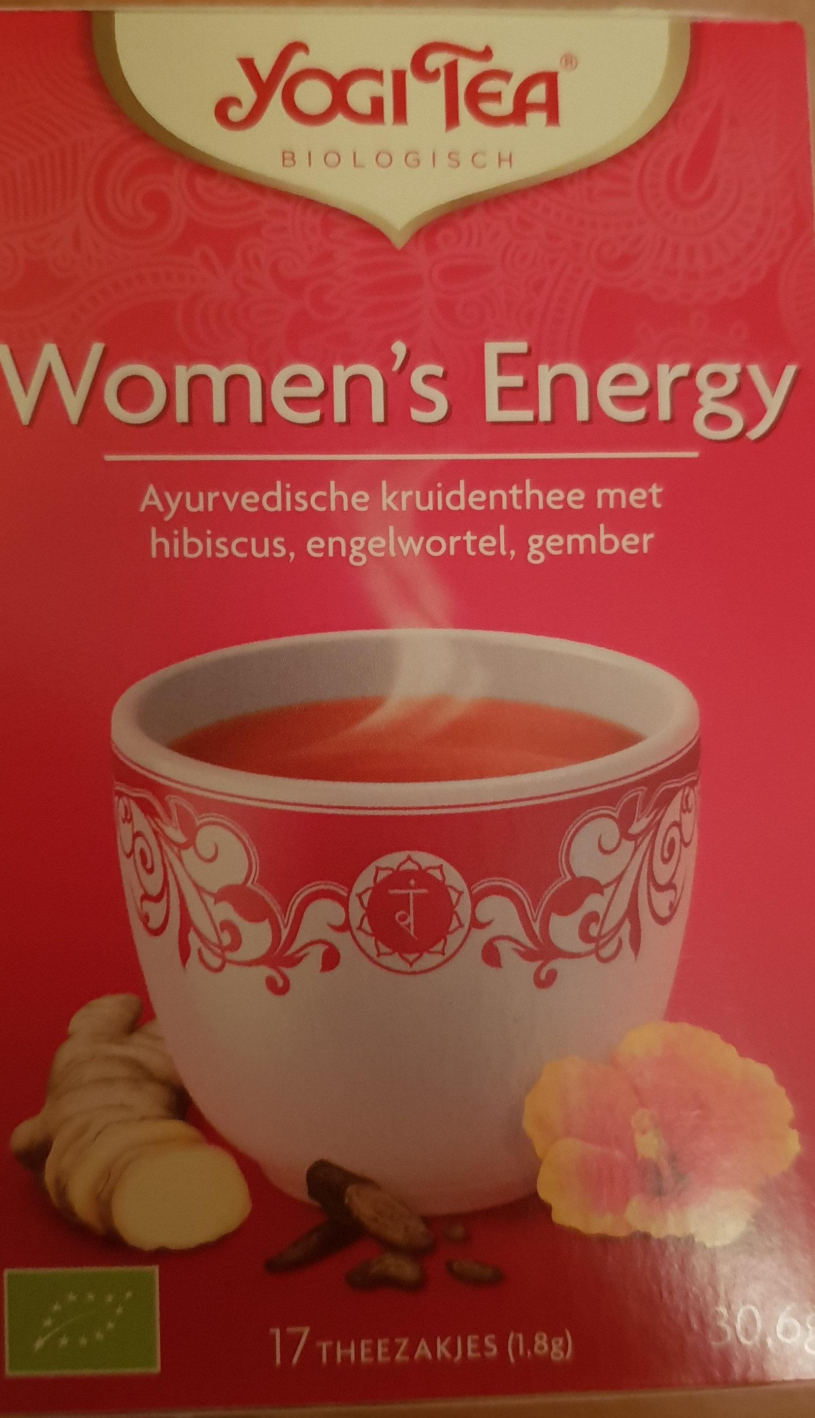 Énergie Féminine - Product - fr