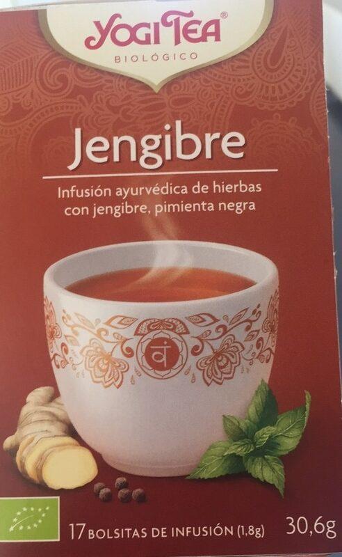 Jengibre - Producto - es