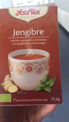 Jengibre - Produit