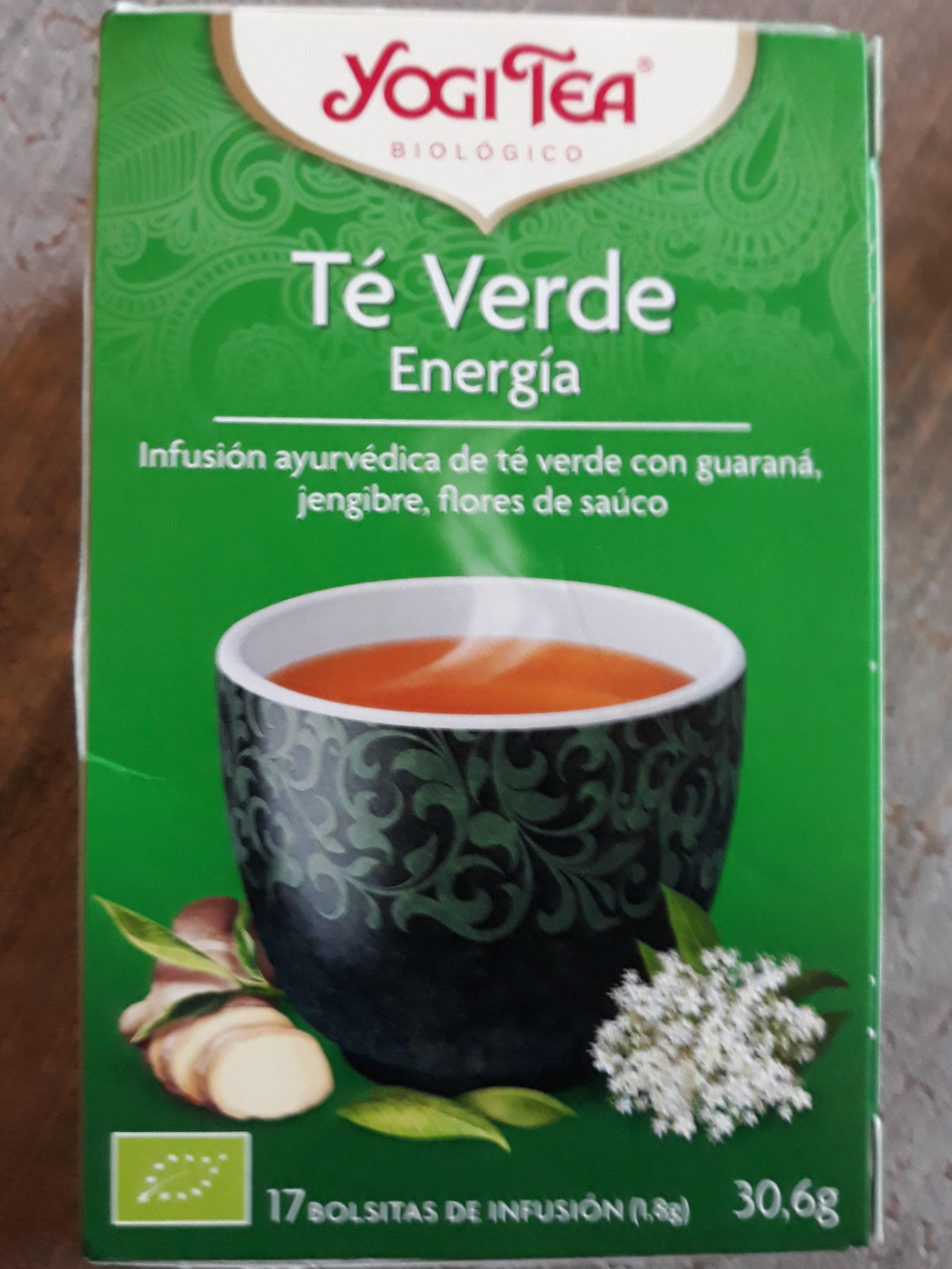 Green Tea - Producto