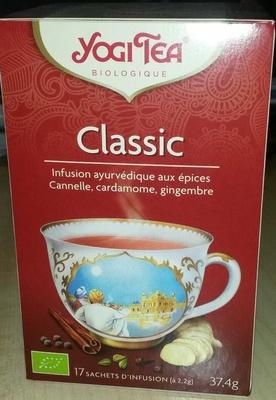 YOGI TEA CLASSIC - Product
