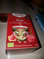 Rose (infusion ayurvédique aux plantes) - Product